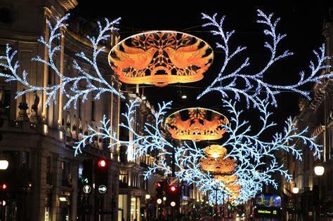 masha s page christmas lights on the regent street