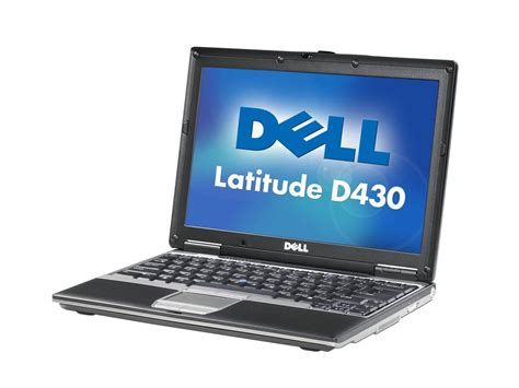 Laptop Dell Latitude D430 Polovni Kompjuteri Skopje Macedonia Dell Latitude D430