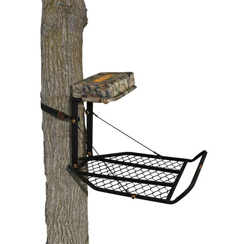 kmart tree stand muddy xl fixed position treestand