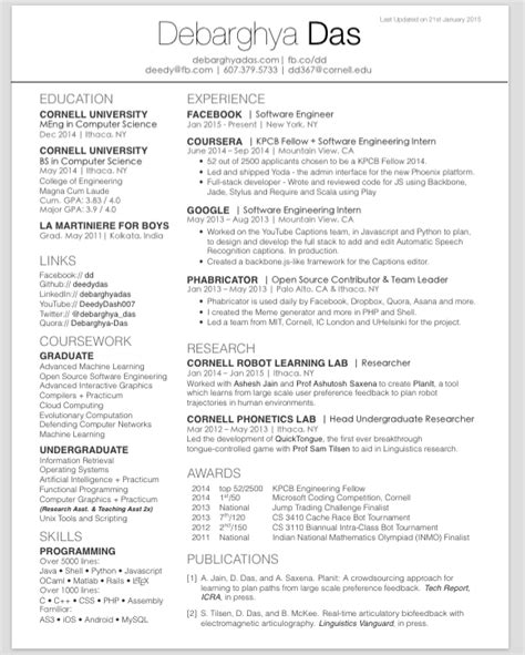 2 column resume template github deedy deedy resume a one page two asymmetric