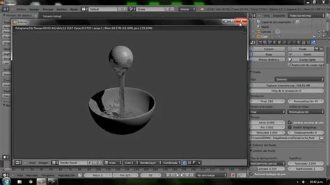 tutorial de blender tutorial de fluidos blender youtube