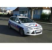 Ford Focus SW Police Nationale Strasbourg  Janvier