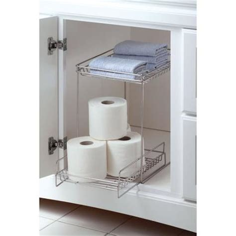 Vanity Organizers by Mainstays 2 Shelf Vanity Organizer 5 48 Was 19