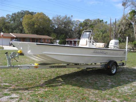 seaark boat values 2017 seaark boats 2072 fxt deluxe cc lakeland fl for sale