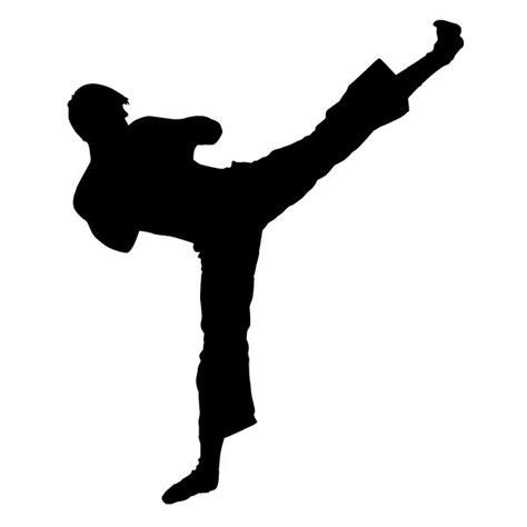 wandtattoo kinderzimmer kik kickboxer high kick wandtattoo