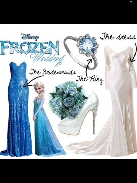 frozen themed wedding ideas invitations ideas