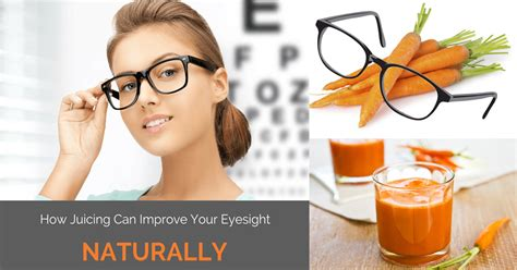easy home remedy to improve eyesight naturally fast