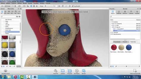 tutorial video keyshot tutorial exportar subtools de zbrush a keyshot zbrush