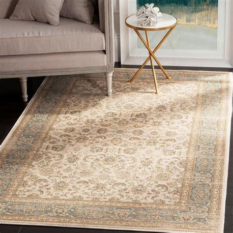 light tan area rug safavieh vintage ivory light blue 8 ft x 11 ft area rug