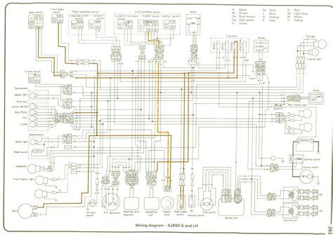 1980 xj650 led turn signals xjbikes yamaha xj