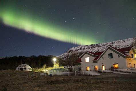 Lights Dining Room by Hof In Vatnsdalur Northwest Iceland