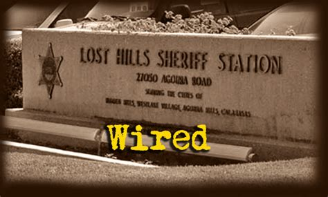 hill sheriff department deputy says he wore fbi wire to probe lasd political