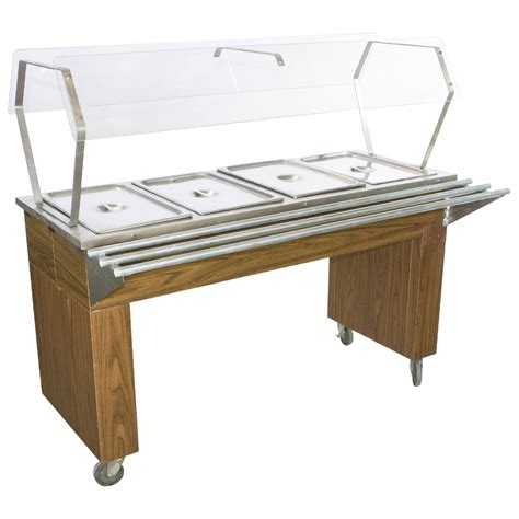 steam table with sneeze guard buffet steam table with sneeze guard gallery bar height