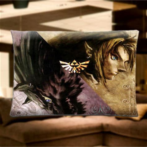 legend of zelda bedding the legend of zelda triforce pillow case from hollypillow