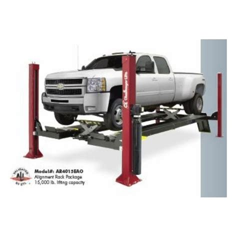 Alignment Racks by 4015efx 4015 Series 15 000 Lb Capacity General Service