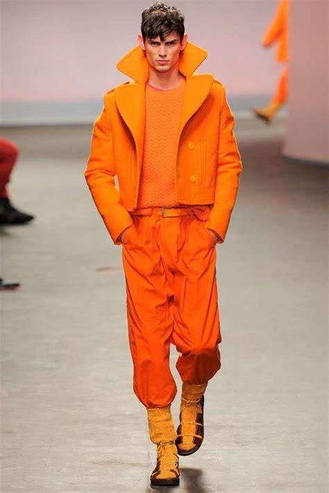 citrus hued explorer runways topman fallwinter