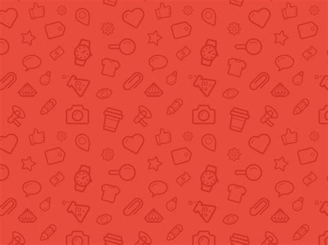 Icon Pattern Background Free | 5 seamless icon patterns freebbble