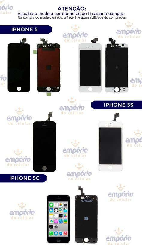 Iphone 5 5g 5s 5c Lcd Touchscreen Original 100 Bergaransi tela display lcd touch screen apple iphone 5g 5s 5c original r 79 00 em mercado livre