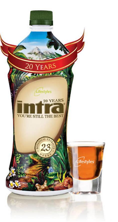 Intra Herbal lifestyles intra intra lifestyles herbal drink
