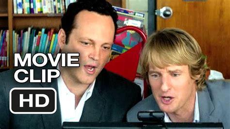 comedy film video clip the internship movie clip interview 2013 vince