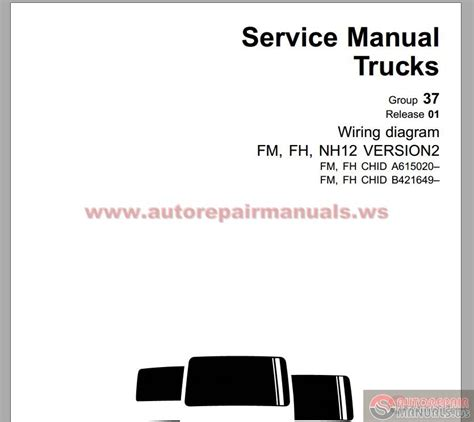volvo truck service manual all auto repair manual forum