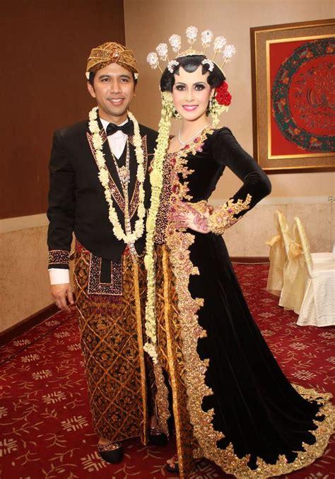 make up dan baju pengantin modern 50 gambar model baju kebaya pengantin elegan dan modern