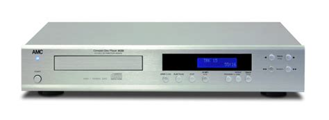 Amc Live Radio Player Amc Xcdi Mk2 Cd Player Silber Audio Hifi Cd Player