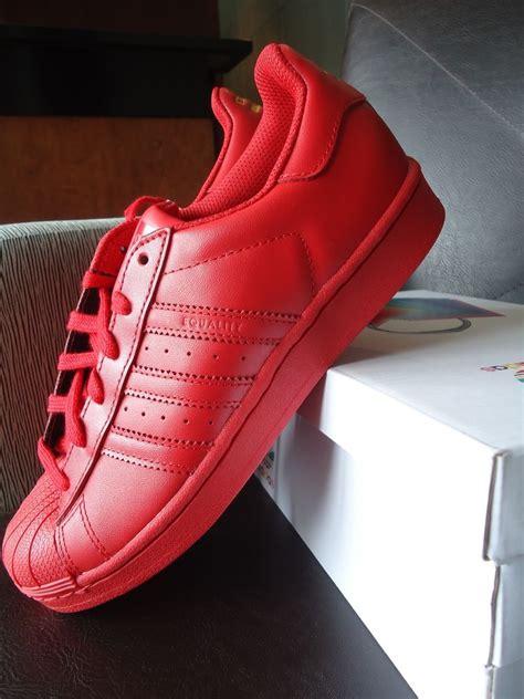 Sepatu Adidas Pharrell Williams Original Adidas Superstar X Pharrell Williams Supercolor J Gs S31608 Us 4 5