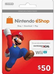 Nintendo Eshop Usa 20 nintendo eshop prepaid card 20 at best buy siliconera