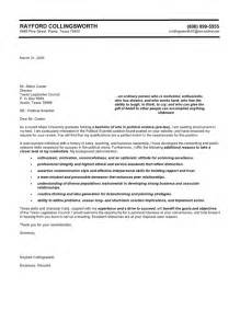 political science entry level cover letter sles vault