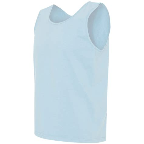 comfort colors chambray comfort colors 9360 garment dyed heavyweight ringspun tank