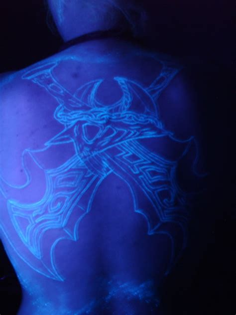 blacklight tattoo ink black light tattoos designs ideas and meaning tattoos