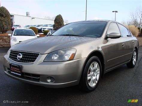 2005 polished pewter metallic nissan altima 2 5 s 24999073 gtcarlot car color galleries