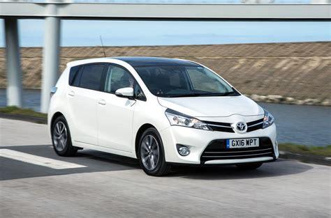 Toyota Verso Toyota Verso Review 2017 Autocar
