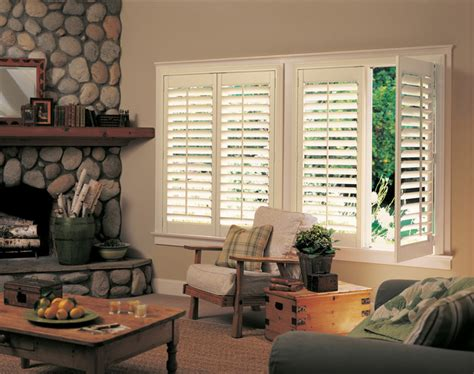 Ideas For Style Selections Blinds Design Douglas Casual Living Window Treatments Rustic Living Room Other Metro By Accent