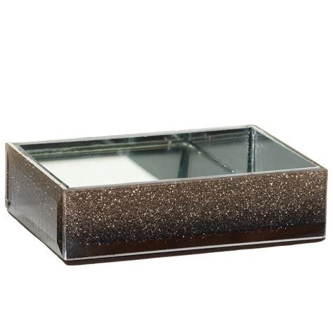 bathroom accessories tray glitter ombre soap tray bathroom accessories b m stores