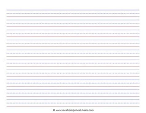 printable 1 2 inch writing paper primary lined paper landscape a wellspring of worksheets