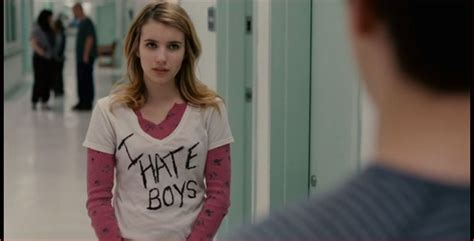 emma roberts new film catch phrases because crazy lines get stuck in my head