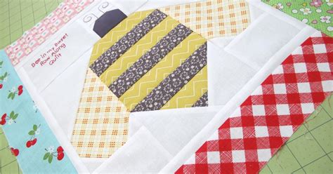 Binding A Quilt Using The Backing by Bee In Bonnet Preparing Your Quilt Backing And Scrappy