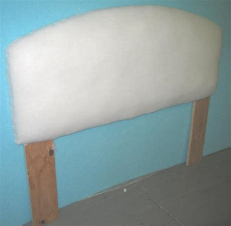 making a headboard with foam foam headboards foam and more