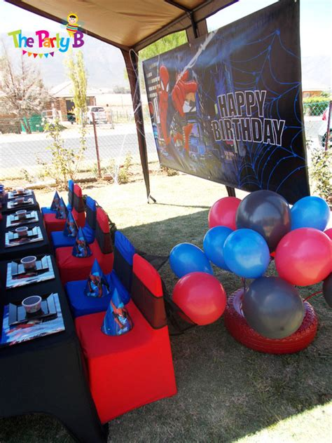 themed party venues cape town spiderman themed party cape town the party b kids