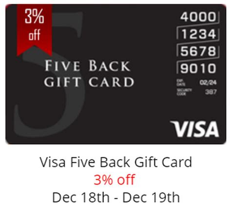 Visa Gift Card Deal - giftcardmall money making visa gift card deal returns