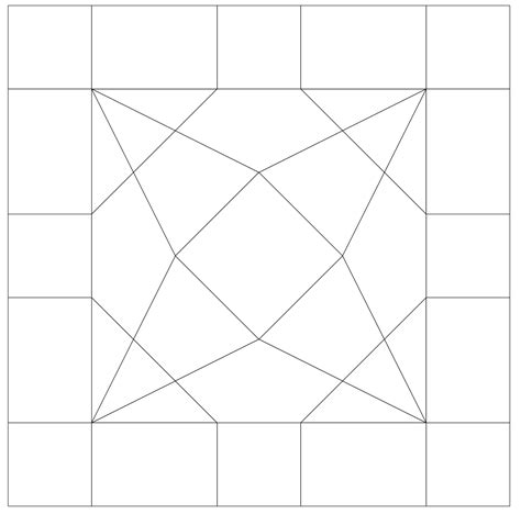 quilting templates free imaginesque quilt block 21 templates for piecing