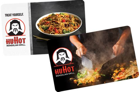 Gift Cards Com - gift cards merchandise huhot mongolian grill