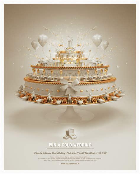 wedding advertising gold wedding advertising
