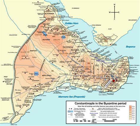 R Janin Constantinople Byzantine Developpement Urbain Et Repertoire Topographique Konstantinopels Versunkener Hafen Lynxx Blog