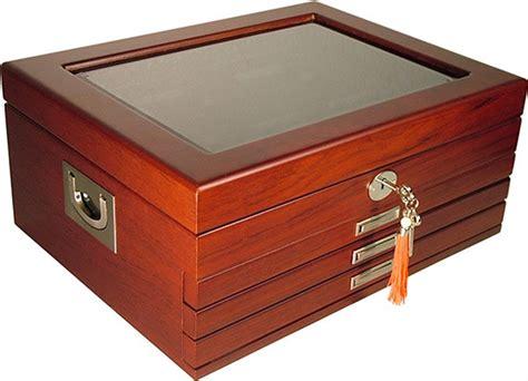 coin display box 20 coin wood display box legacy display cases
