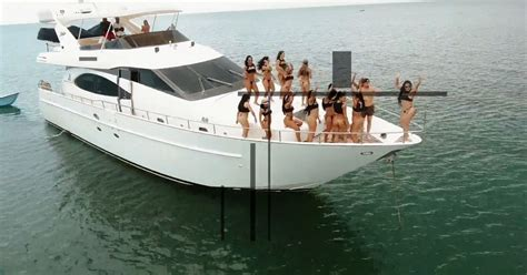 orgy on a boat sex island holiday with unlimited sex and booze starts