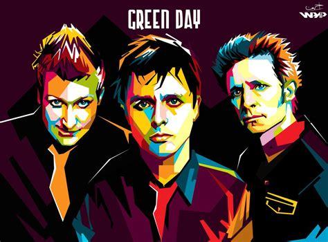 Topi Green Day Keren 07 green day in wpap by ihsanulhakim on deviantart