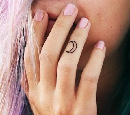 tattoo of us poo fingers 13 finger tattoos that are prettier than rings she said